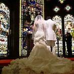 セント・ラファエロチャペル御堂筋:憧れの1日が実現できる会場。個性を大切にしてくれたスタッフは、「一緒に結婚式を創りたい」と思える存在