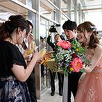 Mia Via:ヒアリングをもとにオリジナルのプランを組み立て。提案力抜群のスタッフが世界にひとつだけの結婚式を実現