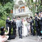 北野ガーデン:気軽に足を運びやすい会場での結婚式はオススメ!アイテムを手作りするときはしっかりとスケジュール管理を