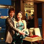 クサツエストピアホテル:ゲストのことを考えながら式をイメージしよう。同じホテルでの二次会は移動の負担も少なくすむのでおすすめ