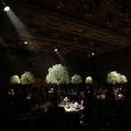 クサツエストピアホテル:ホテルオリジナルの音×光が織り成す演出で魅了したパーティ。地元食材を使った美味しい料理にゲストも歓喜