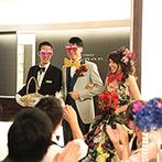 クサツエストピアホテル:草津駅徒歩3分。高層階からの絶景を、ゲストに贈るおもてなしウエディング。スタッフの温かな対応も決め手
