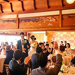 FUNATSURU KYOTO (国登録有形文化財):風情あふれる鴨川沿いの有形文化財。京都らしいロケーションと趣ある雰囲気がゲストに喜ばれると感じた