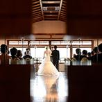 FUNATSURU KYOTO (国登録有形文化財):創業148年の老舗旅館で、京都らしい風情を感じる結婚式。アクセスの良さや美味しい料理もポイントに
