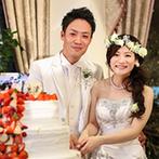 Wedding World ARCADIA SAGA(ウェディングワールド・アルカディア佐賀):細部までこだわった装花など、コーディネートのセンスも光るパーティ会場。美味しい料理にゲストも大満足!
