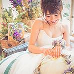 Wedding World ARCADIA SAGA(ウェディングワールド・アルカディア佐賀):海外挙式&大勢で楽しむパーティがふたりの希望!会場装飾などこだわりをカタチにできる会場を探していた