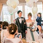Wedding World ARCADIA SAGA(ウェディングワールド・アルカディア佐賀):プール付きの貸切邸宅「オルセー・ハウス」に心を奪われた。おもてなしの要となる美味しい料理もポイント