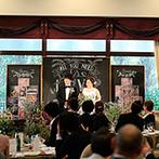 Wedding World ARCADIA SAGA(ウェディングワールド・アルカディア佐賀):花嫁の夢が広がるおしゃれな空間に一目ぼれ。多彩な演出が叶うチャペルや貸切邸宅に期待が膨らんだ