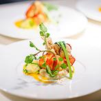 BALCONY RESTAURANT&BAR(バルコニー レストランアンドバー):美味しい料理やスタッフの細やかな配慮などおもてなしも安心。会場内を自由に装飾できることもポイントに