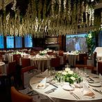 BALCONY RESTAURANT&BAR(バルコニー レストランアンドバー):貸切でアットホームに過ごせるレストラン。叶えたいウエディングのイメージを理解してくれたことが決め手に