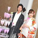 confetto-suzuka heiankaku-(コンフェット スズカヘイアンカク):新郎の衣裳合わせの時間がなく、焦っていた新婦を安心させてくれたスタッフ。柔軟な対応と手際のよさに感謝