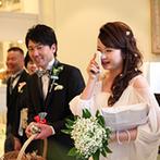アジュールひたちなかウエディングヴィラ:パートナーと力を合わせて結婚式を創りあげよう。アイテムなど細かい部分までこだわって記憶に残る結婚式に