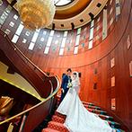 水戸プラザホテル:茨城の迎賓館として親しまれる、歴史あるホテル。高級感に満ちた空間や丁寧なおもてなしに安心感が湧いた