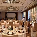 日本平ホテル:丁寧に寄り添ってくれたプランナーたちのおかげで理想が形に。準備から当日まで大きな安心感に包まれた