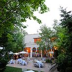 ジャルダン・ドゥ・ボヌール:自然に包まれた貸切一軒家で、ゲストと心ゆくまで楽しいひと時を。北海道らしさを感じる景色と料理も決め手