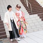 リアン トゥール:色々な衣裳を着たい人は、前撮りを活用して。両親へのギフトは、両家の絆を深めるアイテムを選んでみては?