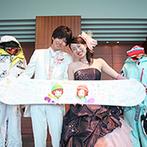 琵琶湖ホテル:お互いの思いを話し合って、絆を深めよう。ホテルでの結婚式で遠方ゲストに旅行気分を楽しんでもらっても