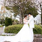 琵琶湖ホテル:手作りアイテムは早めに準備を。様々なシチュエーションでいろんな写真を残せる前撮りに挑戦してみよう!