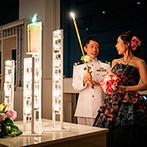 ガーデンテラス長崎 ホテル&リゾート:初対面から話が弾み、たくさんの提案をしてくれたプランナー。打合せのたびに親身な対応が心に響いた