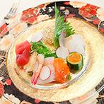 KAWACHIYA:温かい料理も冷たいメニューも最適なタイミングで食べられるよう、配慮を行き届かせてくれたスタッフに感謝
