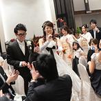 城西館:「高知ならではの結婚式を楽しんでほしい」というふたりの思いが実現!ゲストからも喜びの声が続々と