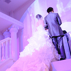 Arden Bliss(アーデンブリス):様々な演出が可能なチャペルとバンケットに惹かれた。プランナーの提案力でオリジナルの結婚式が叶うと確信
