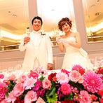 マリエール神水苑:プランナーのアドバイスで結婚式のイメージが広がった。スタッフの細やかなサポートで素敵な一日が実現!