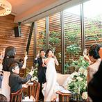 オリエンタルホテル 神戸・旧居留地:一度は泊まってみたい伝統美を感じるホテル。ゆったりと幸せを噛みしめる2泊3日の結婚式を叶えることに