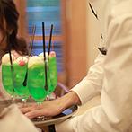 オリエンタルホテル 神戸・旧居留地:名物のフォアグラ寿司など贅沢な料理でのおもてなしが実現。メロンソーダを含む充実のドリンクメニューも