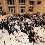 ララシャンス 迎賓館:160名のゲストを安心して招待できるパーティ会場が魅力的。スタッフの丁寧な対応にも心を奪われた
