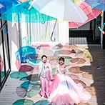 スイート ヴィラ シーンズ:新コンセプト&新デザインで、ますます魅力アップ!自由度の高い貸切空間でふたりらしいおもてなし