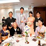 赤坂ル・アンジェ教会:何でも相談しやすいサポート体制で準備もスムーズに進められた。記念日などにまた訪れたくなる特別な場所に