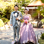 三瀧荘:歴史ある料亭のおもてなし、美しい庭園を望む日本家屋に感激。両家で試食した料理の美味しさにも心奪われた