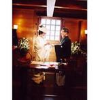 ザ白梅クラシックガーデン:誓いの言葉ではなく、お互いへの気持ちを綴った手紙を朗読。改めて結婚を実感、嬉しかった
