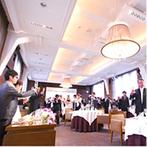 姫路モノリス 旧逓信省姫路別館(HIMEJI MONOLITH):竣工から80年の歴史と現代美が融合した会場に惹かれた。全館貸切の空間で、特別感のあるウエディングを!