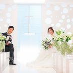 The Opera (オペラ):名古屋駅そばで、美食にこだわる結婚式。新郎新婦の個性をちりばめた提案に、初対面から安心と信頼がわいた
