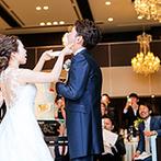 アルカンシエル luxe mariage 名古屋:ふたりのこだわりに寄り添ってくれたプランナー。温かい笑顔のスタッフばかりでゲストからも高評価!