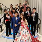アールベルアンジェ:結婚式に参列して、嬉しかった演出を取り入れるのもおすすめ。SNSでプレ花嫁達と楽しく交流しては?