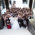 Belle fuga(ベルフーガ):結婚式は挙げることに意味がある!予算や希望に合うウエディングスタイルを、会場見学で見つけて
