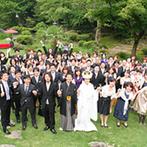 五十嵐邸ガーデン(THE GARDEN HOUSE IKARASHI):優柔不断なふたりの背中を押してくれた頼りになるプランナー。会場決定の要因にもなった人柄と信頼感は絶大