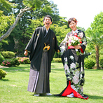 五十嵐邸ガーデン(THE GARDEN HOUSE IKARASHI):結婚式は両親にとっても区切りとなる大切な儀式。こまめに連絡をとって進めよう。協力的だった新郎には感謝