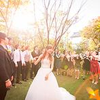 ザ フナツヤ:プランナーの提案力で、素敵な結婚式が叶うと確信。細やかな配慮や柔軟な対応に感謝の気持ちでいっぱい