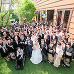 ザ フナツヤ:信頼できるプランナーとともに創りあげた結婚式。当日の新郎新婦やゲストへの細やかなサポートも嬉しかった