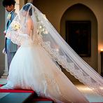 ローズガーデンクライスト教会:ふたりらしい結婚式にするコツは、形式にとらわれないこと。余裕をもって準備をして、笑顔で当日を迎えよう