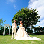 ベルフォーレ松山:とびきり可愛い花嫁になれるゲストハウスで、憧れの結婚式を実現!館内すべてを貸切にできる特別感も魅力