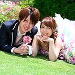 ベルフォーレ松山:大きな思い出に残る結婚式だから、理想の花嫁姿を叶えて。憧れのドレスでゆっくり撮影も楽しんでみては?
