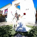 「最高の一日」~Wonderful Wedding~:わずか2ヶ月で、理想通りの結婚式をかなえてくれたプランナー。当日も妊娠中の新婦に付き添い、料理を工夫
