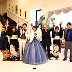 「最高の一日」~Wonderful Wedding~:バンケットの雰囲気は、装花やグッズでアレンジ自在。挙式会場とスタッフの対応を、見学の重要ポイントに