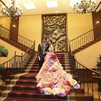 フルーツパーク富士屋ホテル:ふたりの思い出の場所、フルーツ公園内に佇むホテルへ。丘の上から眺めるロケーションや宿泊施設も決め手