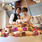 TO THE HERBS:手作りアイテムの準備は早めに取りかかろう。貸切空間をふたりらしく飾って、オリジナルの結婚式を楽しんで